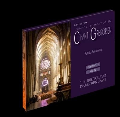CD grégorien - Messe de Funérailles et messe de Mariage - Schola Bellarmina