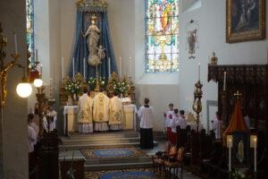Messe à Fribourg