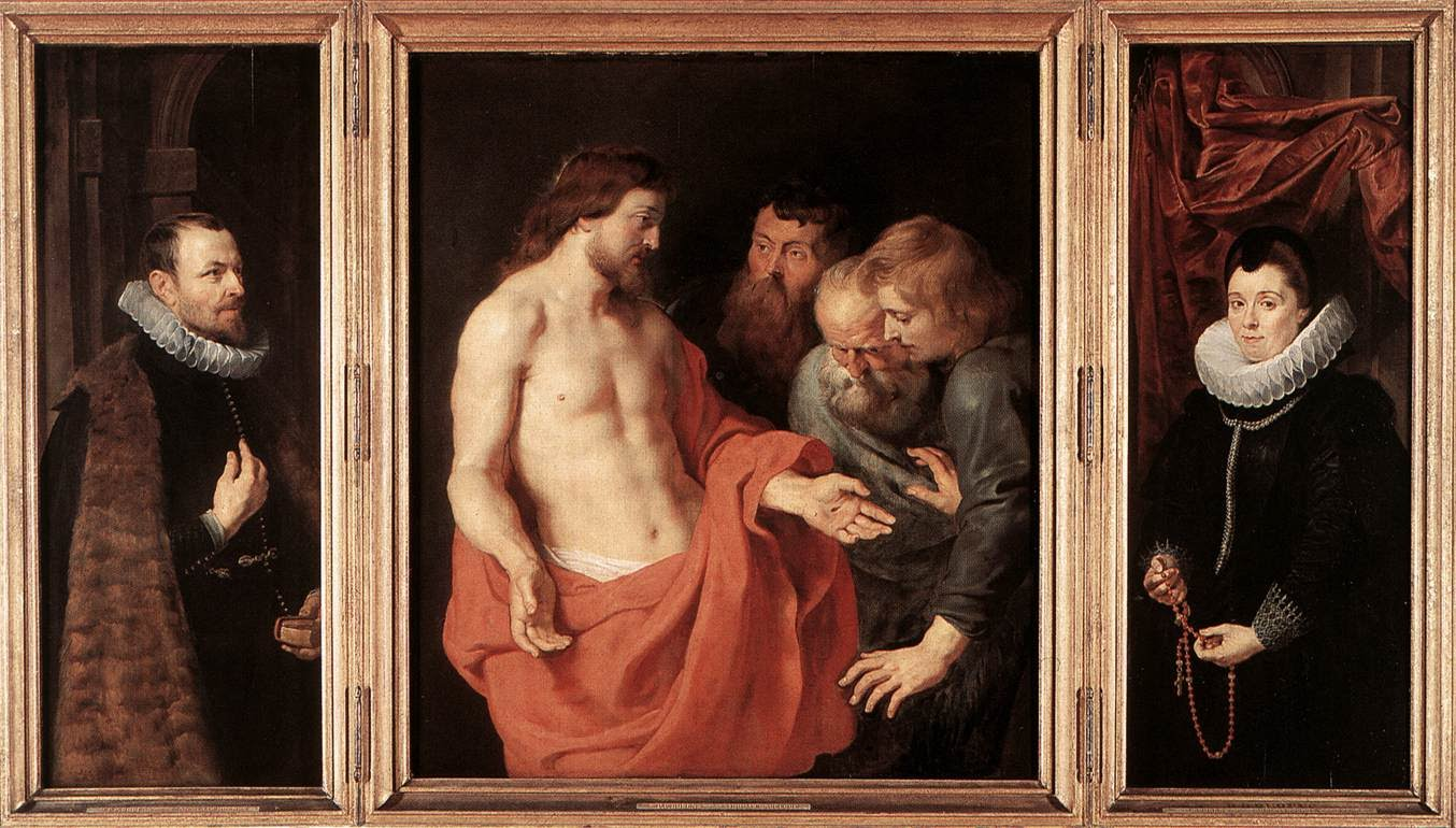 emission_radio_paques1_Rubens_The_Incredulity_of_St_Thomas