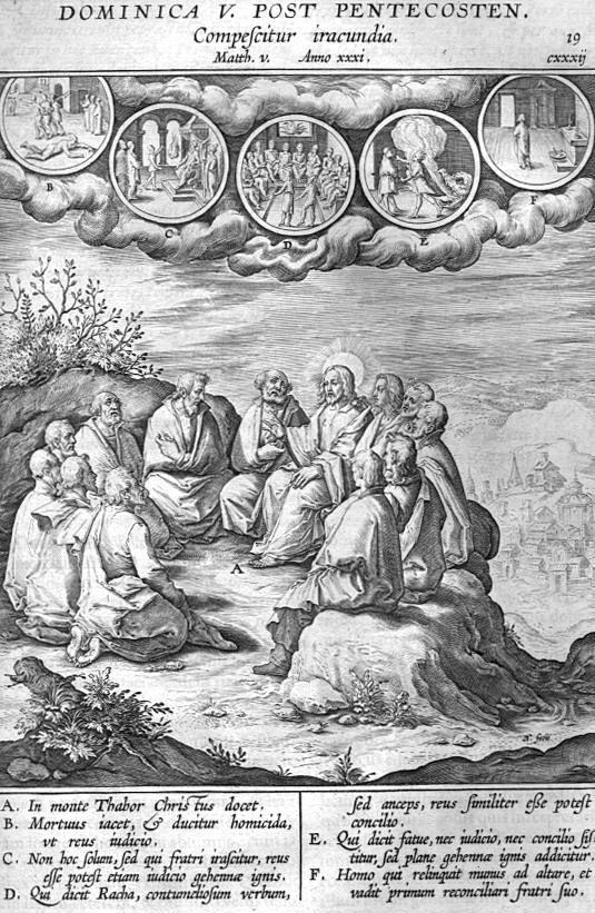 cinquième dimanche après la Pentecôte