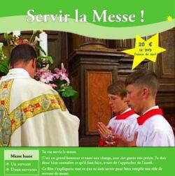Servir la Messe