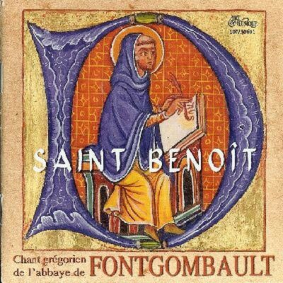 CD - grégorien - Chant grégorien de l' Abbaye de Fontgombault - office de Saint-Benoît