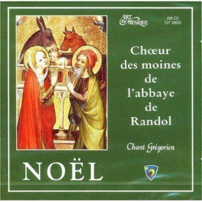 CD - grégorien - Choeur des Moines de Abbaye de Randol - Noël