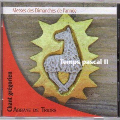 Triors - Temps Pascal 2 - Ascension, Pentecôte