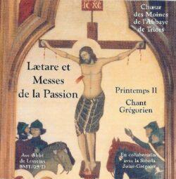Triors - Printemps II - Dimanches Laetare, Passion et Rameaux