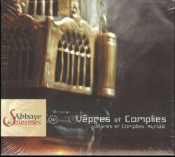 Solesmes - Vêpres et Complies-Kyriale
