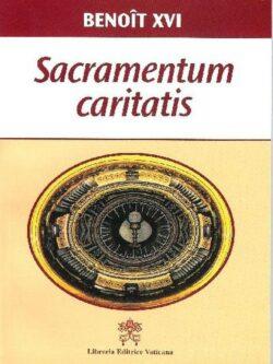 Sacramentum Caritatis (Dépublier)