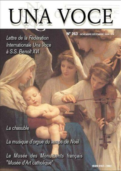 Revue N° 263