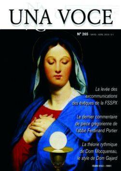 Revue N° 265