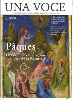 Revue N° 289