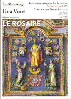 Revue N° 292