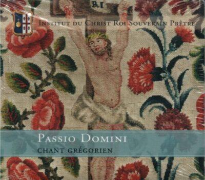 Institut du Christ-Roi - Passio Domini au temps pascal