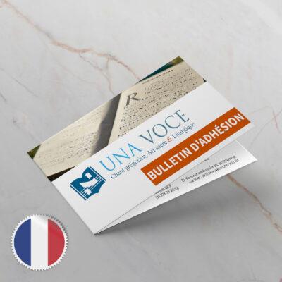 Adhésion France 1 an