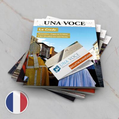 Adhésion et Abonnement France 1 an